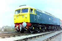 Brush built Class 47 47.581