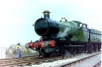 Ex Great Western '2251 class' 0-6-0 3205