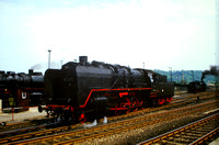 50.1005 with '01 pacific' type smoke deflectors at Nossen