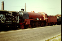 Ex Southern Railway S15 4-6-0 30506.