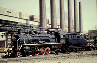 SY 0502 at Baotou steelworks.1988