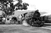 AWC 2-8-0 at Mettupalaiyam