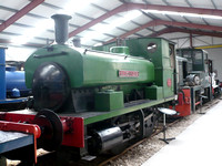 Andrew Barclay 0-4-0st 'Alexander', works number 1865 of 1926