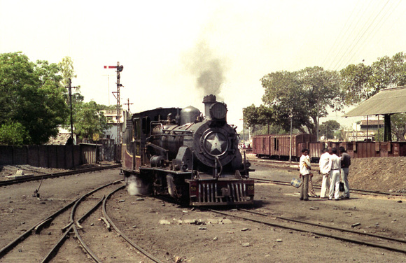 ZB 2-6-2 on Dhaboi system