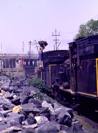 Coaling facility at Ranchi in Bihar