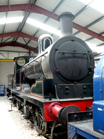 Ex Lancashire and Yorkshire Railway Aspinall 0-6-0 No 1300